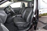 Передние сиденья у Nissan Qashqai мягче, чем у Mitsubishi ASX.