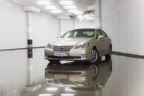 Lexus ES 350 на тест-драйве Drom.ru