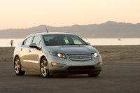 Chevrolet Volt имеет уникальную внешность, при этом дизайнерам удалось не перейти грань между уникальностью и странноватостью.