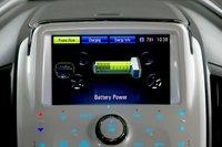 Отображение «Потока энергии», наверное, наименее полезен, хотя и показывает, сколько еще продержится батарея и развлекает вашего пассажира (в некотором смысле).