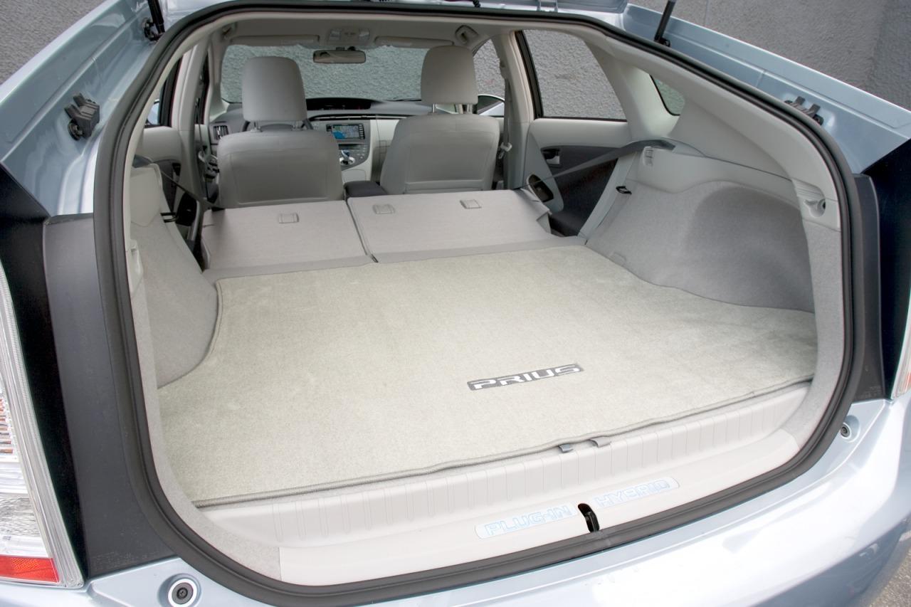 багажник на крышу Toyota Приус #10
