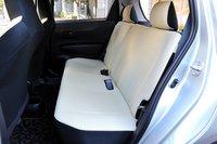 Задний диван Toyota Vitz