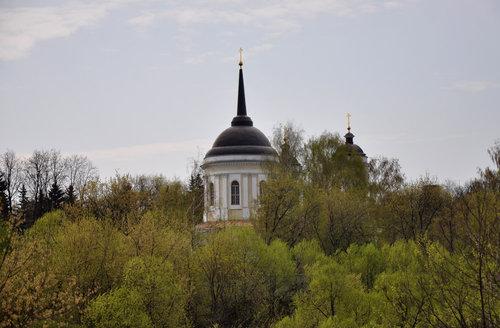 Мемориальный комплекс из двух видов гранитов Пушкинская