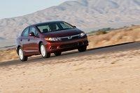 Даже несмотря на обновленный дизайн Honda Civic 2012 оказался недостаточно хорош, чтобы составить серьезную конкуренцию Hyundai Elantra в этом тесте.