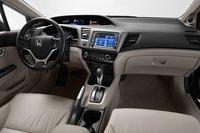 Это точно новая модель? Да, впереди еще пять лет Honda Civic с этими датчиками.