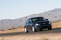 2011 Chevrolet Cruze LTZ 2011 в нашем тесте финишировал на третьем месте, хотя и наступал Civic на пятки.