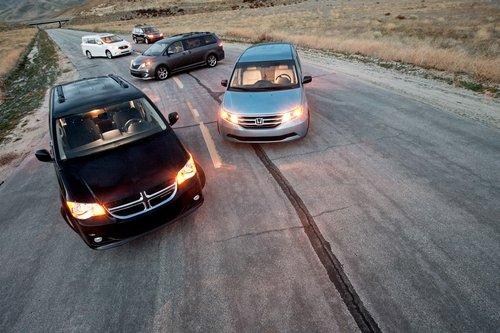 Несмотря на то, что 2011 Dodge Grand Caravan финишировал на пятом месте, он стал значительно лучше прошлогодней модели.