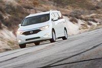 Самый большой сюрприз нашего теста – Nissan Quest 2011 – предлагает серьезный мотор и высокое качество езды.