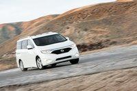 Обладая мощным двигателем и точным рулем, Nissan Quest 2011 может доставить массу удовольствия своему водителю, несмотря на принадлежность к классу минивэнов.