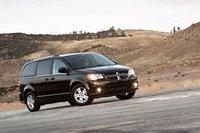 Многие сочли дизайн Dodge самым привлекательным в классическом понимании внешности минивэна.