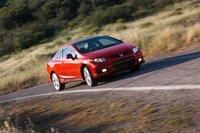 Должен ли спортивный Civic Si так сильно крениться в поворотах?