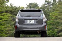 7-местный вариант Toyota Prius Alpha