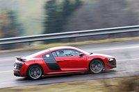 Audi R8 GT — это более легкий, изящный и злобный R8.