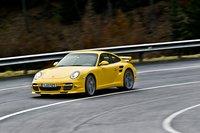 Porsche 911 Turbo S быстрее версии GT2.