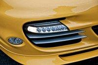 «Подводка» из LED — явное влияние Audi.