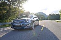 Дизайн i40 был разработан в немецком дизайнерском бюро Hyundai.
