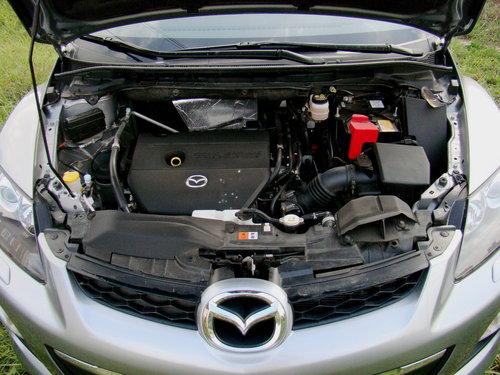 mazda cx7 мотор 2,5