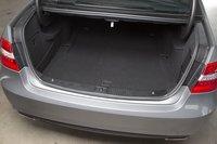 Куда более практичный багажник, чем у Infiniti.