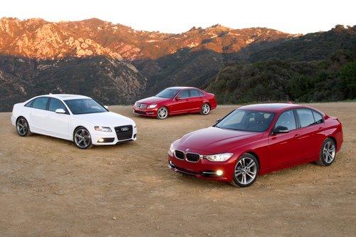 Отличные автомобили, каждый из них.