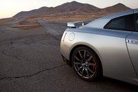 Это половинка задней части Nissan GT-R 2013, если вы вдруг не знаете.