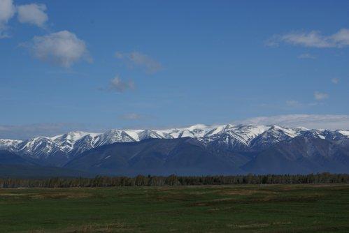 баргузинская долина фото