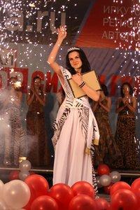 Мисс БайкалМоторШоу-2012 Ксения Шамли