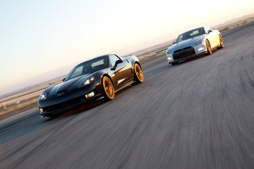Мы устроили битву двух самых серьезных, самых способных спорткаров вмире надороге и натреке.