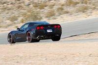 Углекерамические тормозные диски Corvette восхитительны даже припозднем торможении.