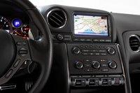 У GT-R Premium система навигации является стандартным оборудованием.