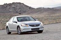 Это последний модельный год для Honda Accord. Осенью выйдет модернизированная версия.