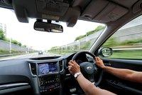 Система EyeSight — верный помощник, на которого можно положиться в любое время. Включение/выключение круиз-контроля, настройки скорости движения, установка расстояния до идущего впереди автомобиля — все это и многое другое осуществляется при помощи переключателей справа от рулевого колеса.