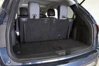 Позади третьего ряда сидений в вашем распоряжении 450 литров пространства для ваших вещей.