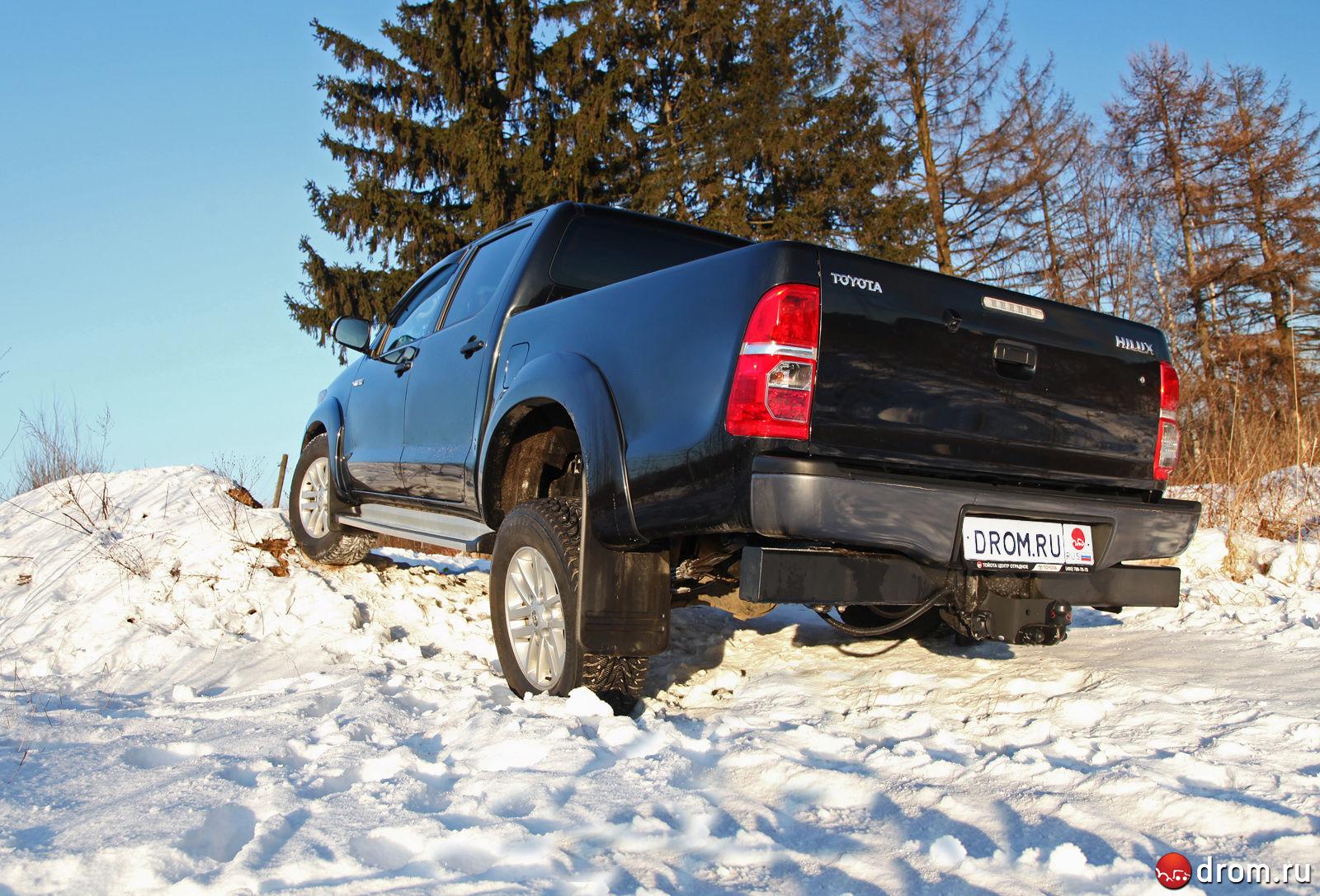 Toyota Hilux Pick Up (Тойота Хайлюкс пикап) - Продажа ...