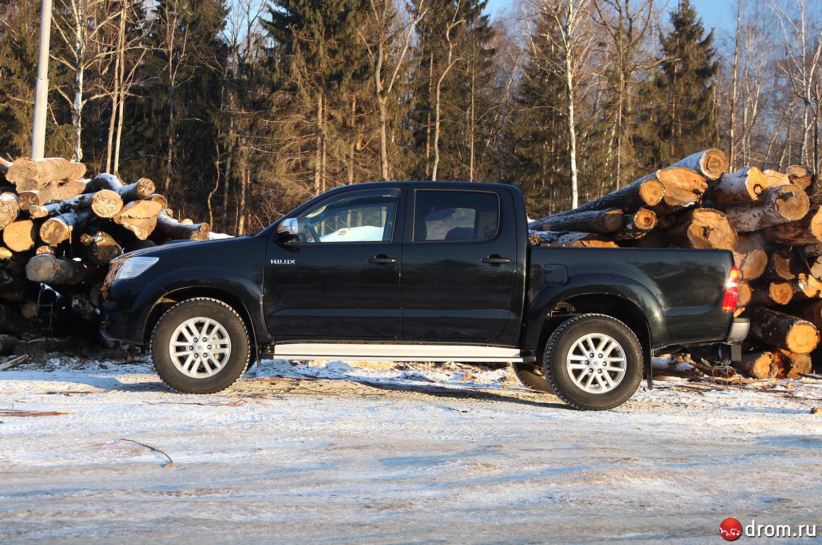 Toyota Hilux drom #10