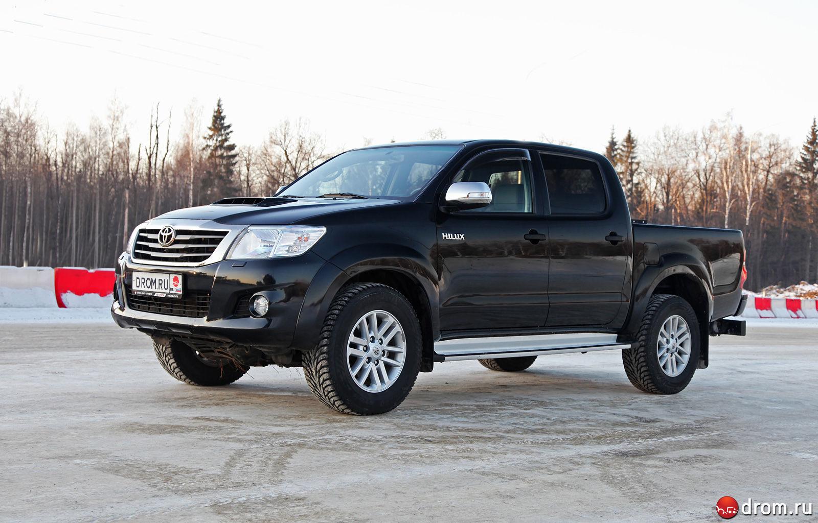 Toyota Hilux Surf - технические ... - Drom.ru