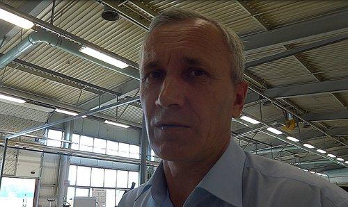 Александр Дубинкин, заместитель директора по производству