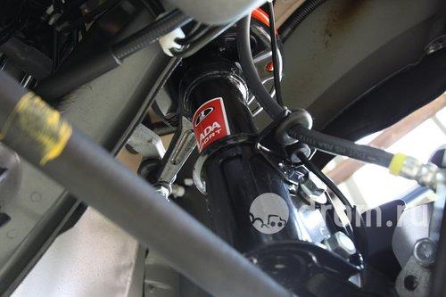 Монтаж оригинальных элементов подвески Granta Sport. Задняя подвеска