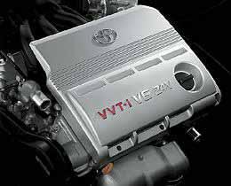 1MZ-FE — эти моторы устанавливаются на модели для Японии и Европы