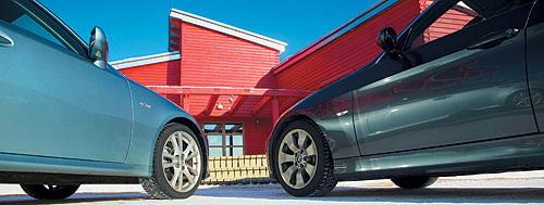 Парный тест: Lexus IS 250 против BMW 330I
