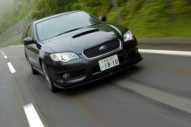 Subaru Legacy B4 2.0 GT spec. B  STI Version