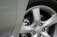 Новая машина Impreza комплектации S/A, на которой выполнялась испытательная поездка, а также комплектации А, оснащается 16-дюймовыми колесами со специальными  алюминиевыми дисками, а также увеличенного диаметра тормозными дисками. Все, как у заправского спортивного автомобиля!