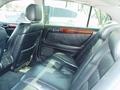 Простор для задних VIP-пассажиров всегда был неотъемлемой частью GS