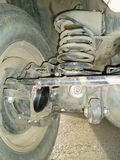 Пружины и амортизаторы пятидверного Patrol отличаются повышенной жесткостью, связанной с большой массой кузова