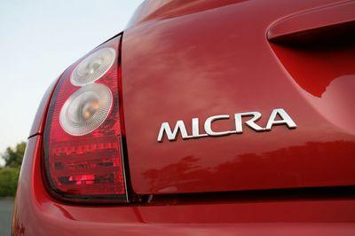 Nissan Micra С+С