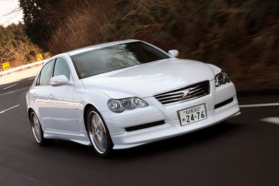Toyota Mark X Super Charger 300G S-package