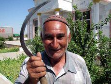 Житель Туркменистана