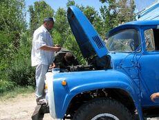 Советские машины в Узбекистане