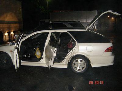 Отчет о перегоне Honda Accord Wagon.