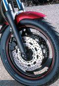 Yamaha 1200cc V-Max V-4