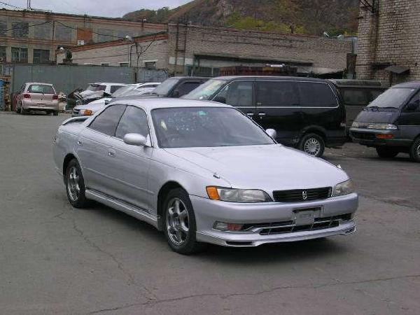фото машины марк 2